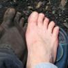 le pied !
