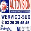 Logo autovision � wervicq-sud